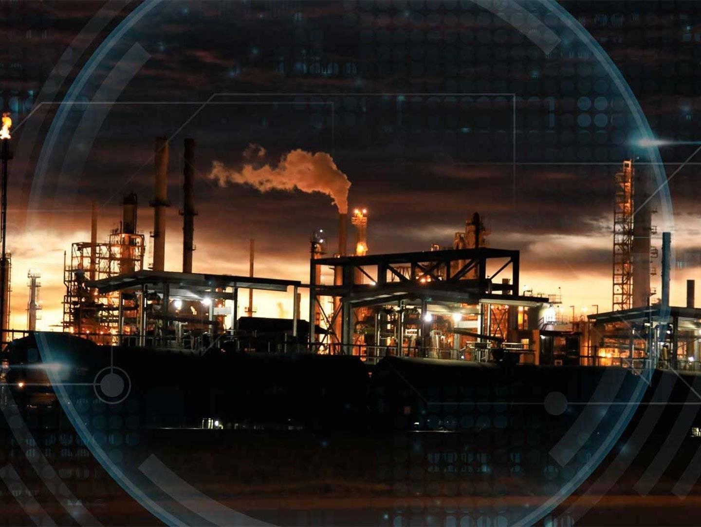 petrochemisheindustrie